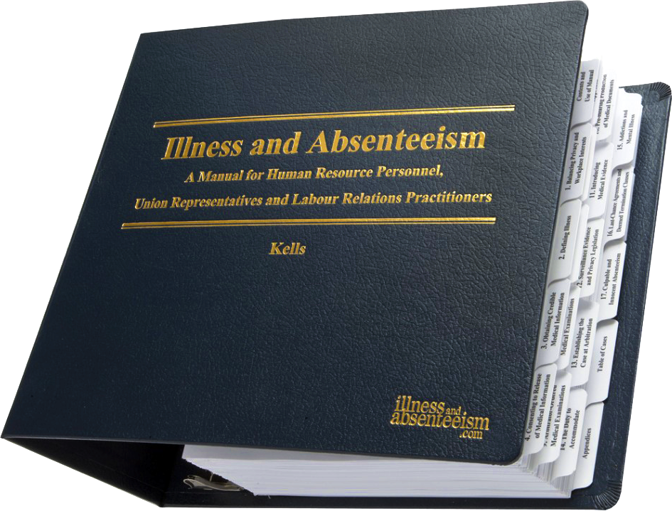 Illness and Absenteeism Manual
